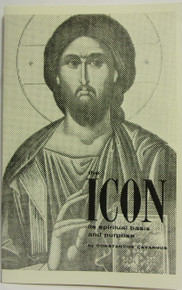 The Icon:  It's Spiritual Basis And Purpose by Constantine Cavarnos
