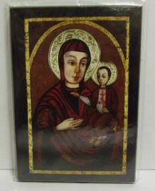 Icon- Theotokos (14) - small