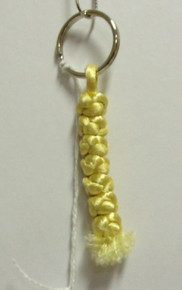 Prayer Rope- Key Chain (Yellow)