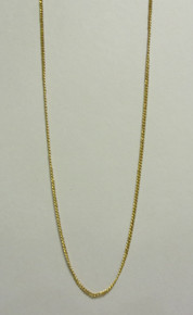 "Jewelry- 18"" Gold Filled Chain"