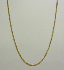 """Jewelry- 24"""" Gold Filled Chain"""