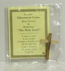 Cross- Olivewood Cross