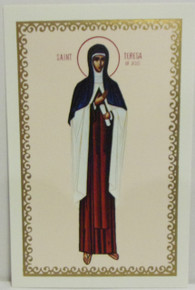 Holy Card- St. Teresa Of Jesus Holy Card