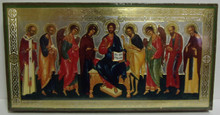 Icon- Christ & Saints