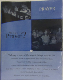 Prayer In Our Life Lesson Booklet Set (P1-7)