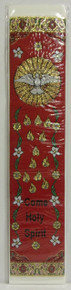 Bookmark- Confirmation Come Holy Spirit Tapestry Bookmark