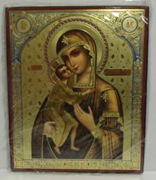 Icon- Virgin Of Federovskaya (2)