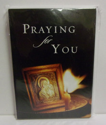 """Greeting Card- Mixed Package of """"Praying For You"""" & """"Remembering You"""" cards (Pack of 10)"""