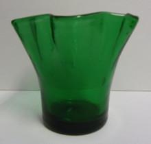 Votive Light- Green (1)