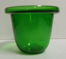 Votive Light- Green (3)