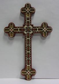 Cross- Laser Cut Wooden Cross (2)