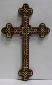 Cross- Laser Cut Wooden Cross (3)