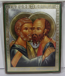 Icon- Saints Peter & Paul