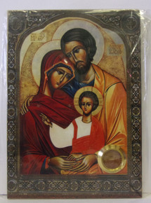 Icon- Holy Family