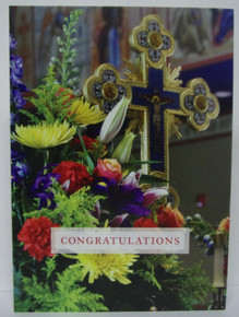 "Greeting Card- ""Congratulations"" Card"