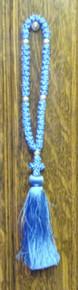 Prayer Rope- Light Blue 50 Knot Prayer Rope