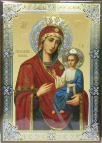 Icon- Theotokos (22)