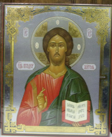 Icon- Christ The Teacher (9)