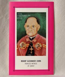 #42 Bishop Alexander Chira