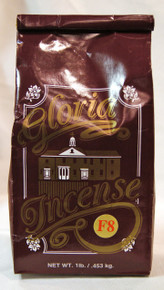 Incense- Gloria Incense F-8 Blend 1 lb.