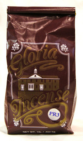 Incense- Gloria Incense PR3 Blend 1 lb.