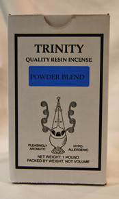 Incense- Trinity Incense Powder Blend 1 lb.