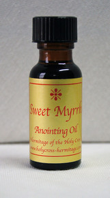 Anointing Oil - Sweet Myrrh
