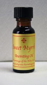 Anointing Oil - Sweet Myrrh