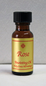Anointing Oil - Rose