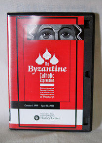 DVD- The Byzantine Catholic Expression