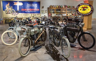 Harley-Davidson Exhibit Postcard 2301