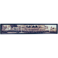 Highway Police Detail Panoramic Print