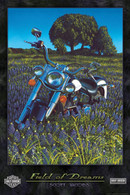 'Field of Dreams' Harley-Davidson Poster