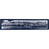 Iowa Gypsy Tour Panoramic Print
