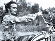 Peter Fonda 'Captain America' Easy Rider Movie Poster