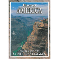 Discover America Playing Cards