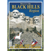 Black Hills Region Playing Cards