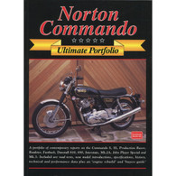 Norton Commando Ultimate Portfolio front cover