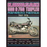 Kawasaki 500 & 750 Triples Performance Portfolio
