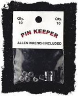 Pin Keepers