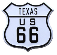 Route 66 Texas Magnet