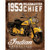 1953 Roadmaster Chief Indian Motorcycle Tin Sign