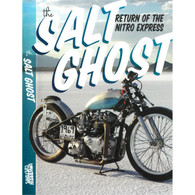 The Salt Ghost - Return of the Nitro Express DVD front cover