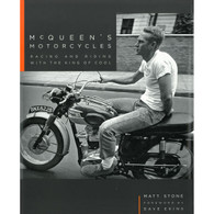 McQueen's Motorcycles Racing and Riding with the King of Cool front cover