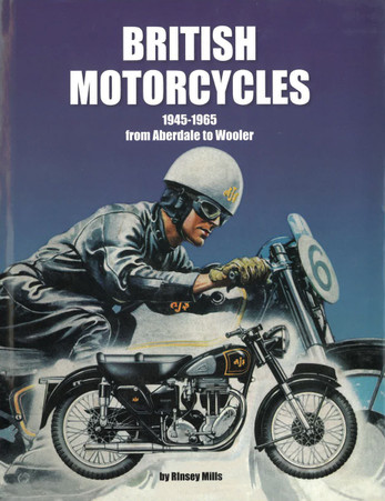 British Motorcycles 1945-1965 from Aberdale to Wooler front cover