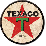 Texaco Star Motor Oil Magnet