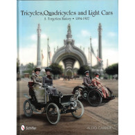 Tricycles, Quadcycles and Light Cars front cover