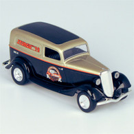 "1934 Ford ""1998 Sturgis 58th Anniversary"" Delivery Truck Die-Cast Model Coin Bank"