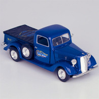 "1937 Ford ""2001 Daytona Bike Week 60th Anniversary"" Pickup Truck Die-Cast Model Coin Bank"