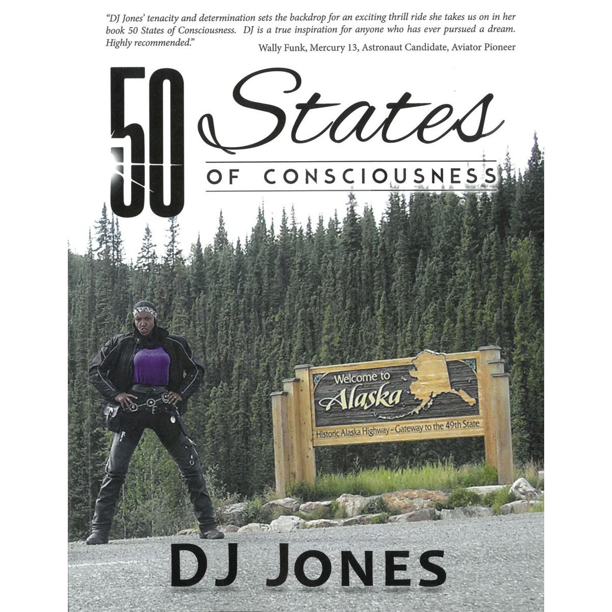 50 States of Consciousness - DJ Jones